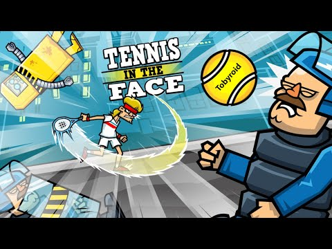 Tennis In The Face |