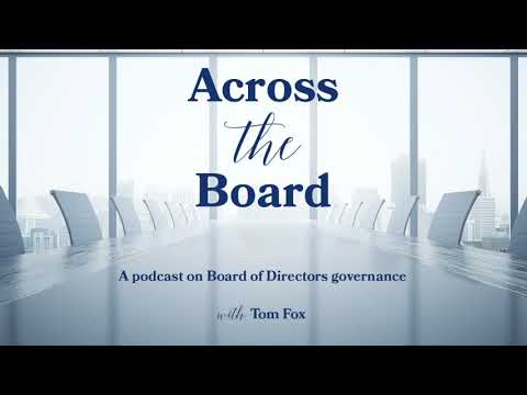 Across the Board-Episode 6 Climate Impact Will Your Assets be Stranded?