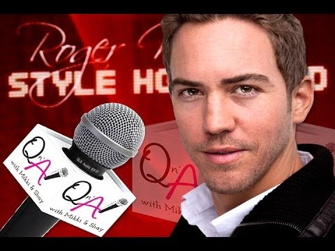 WES RAMSEY of PRETTY LITTLE LIARS, Venice The Series - Interview at Roger Neal Pre-Oscar Suites 2014