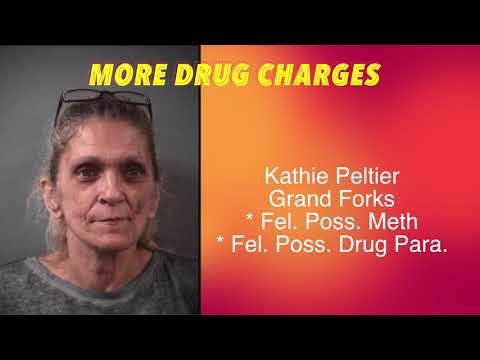A Grand Forks Woman Is Facing Drug Charges Again
