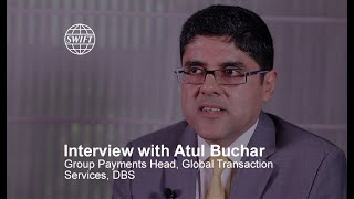 DBS Bank discusses gpi and importance of universal payment confirmation | SWIFT