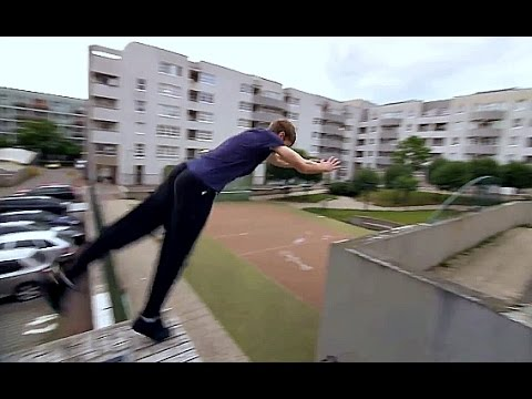The World's Best Parkour and Freerunning 2016