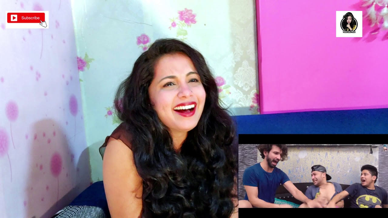 The Roommates | Harsh Beniwal | Reaction | Nakhrewali Mona