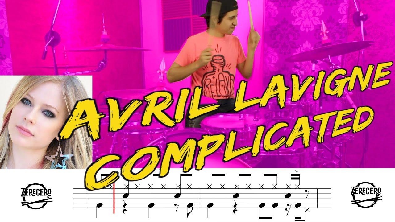 Avril Lavigne - Complicated | Drum Cover | Hugo Zerecero
