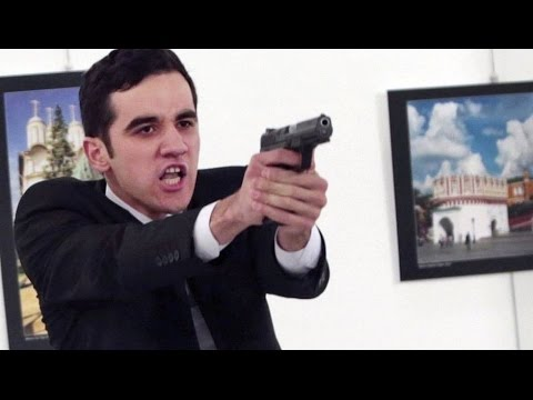Russian Ambassador Shot Dead: What They're NOT Telling You
