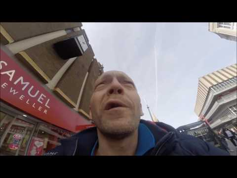 TRIPPING THE TOWN FANTASTIC IN LEICESTER CITY CENTRE THE MOVIE