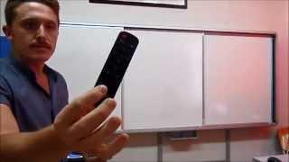 Akıllı tahta (Fatih projesi) tanıtım (1)