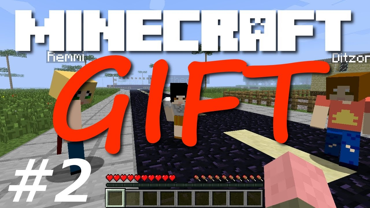 """Minecraft Gift E02 """"All Split Up"""" (Vechs Map for GIFT by ..."""