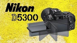 Review Nikon D5300 مراجعة