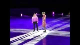 Ледовое шоу 2010.Авербух и Башаров.