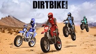 Dirt Bike Racing • Bike Racing Games • Mopixie.com