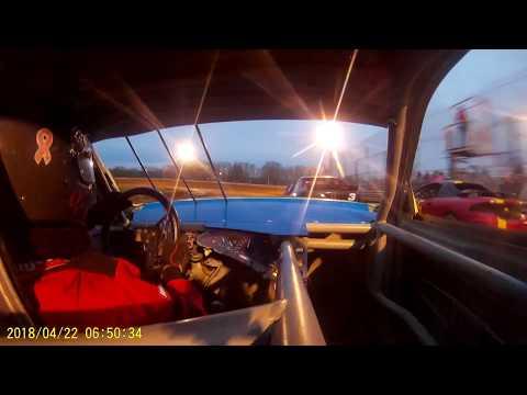Tims Heat Race 4-21-18 35 Raceway Park