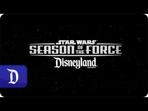 Star Wars Season Of The Force | Disneyland Resort