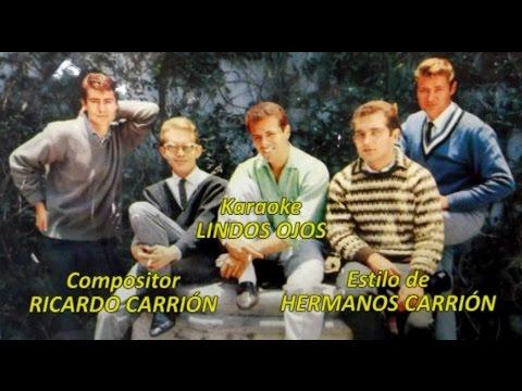 Mi Karaoke - Lindos Ojos - Hermanos Carrión