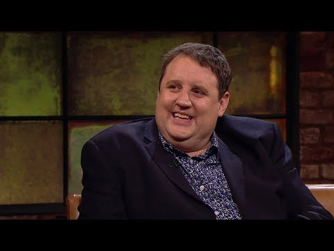 """""""I've just healed her. She couldn't walk!"""" Peter Kay 