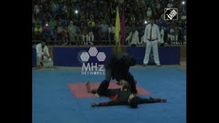 India News (14 Sep, 2018) - First-ever Martial Arts Carnival organized in India