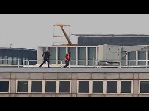 Mi6 Tom Cruise Mission Impossible filming Jan 14th 2018