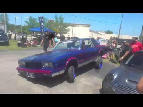 N V US Import Car Meet Atlanta GA 2016 Subaru WRX STI