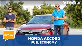 Honda Accord 2018 Long Term Review - Week 1 | YallaMotor.com
