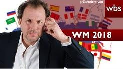 WM 2018 - Eintrittskarten-Schwarzmarkt? Alles zum Weiterverkauf | RA Solmecke