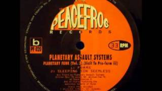 Planetary Assault Systems- Forms
