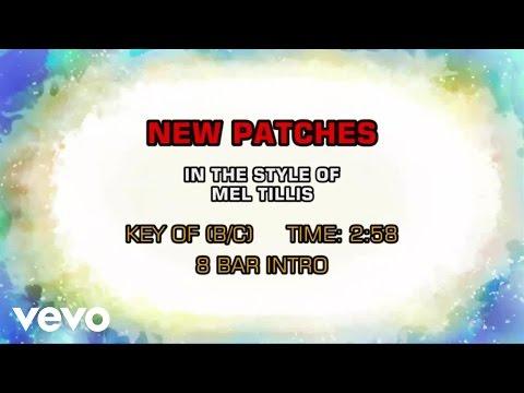 Mel Tillis - New Patches (Karaoke)