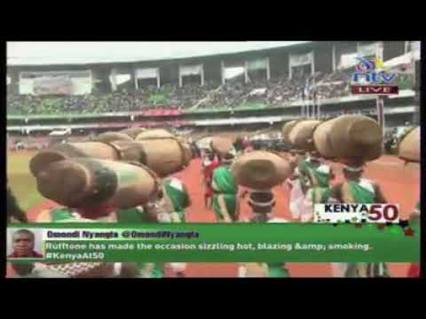 Burundi culture: Abatimbo