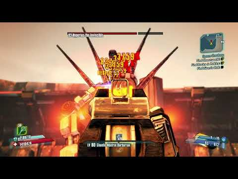 Borderlands 2 Krieg vs Hyperius OP10 |
