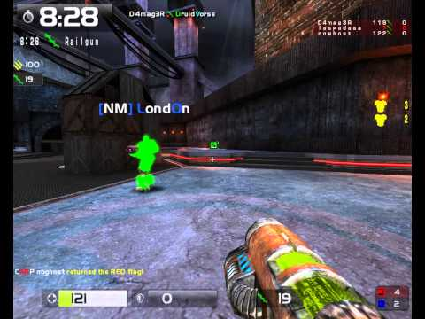 Quake Live: CTF railyard q3wxs1