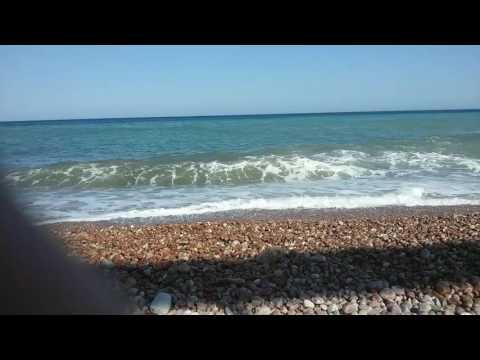 Лето, Крым, море, отдых. Фото-видеоотчет