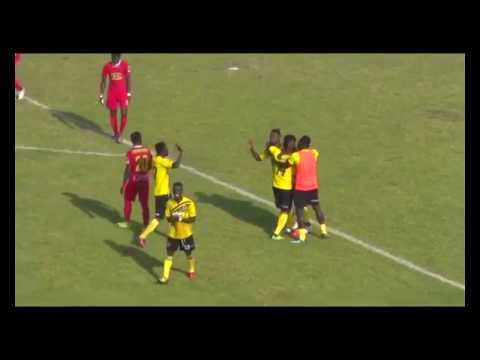 Asante Kotoko 3 - 2 AshGold - Gold Clash Highlights and protest Champion's Lamborghini