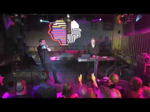 OMD - Punishment of Luxury - Launch Party