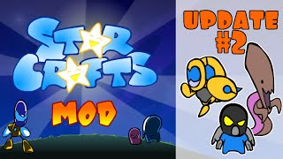 Starcrafts Mod Update: Units - Adept, High Templar, Hydralisk, Baneling, Reaper, Ghost