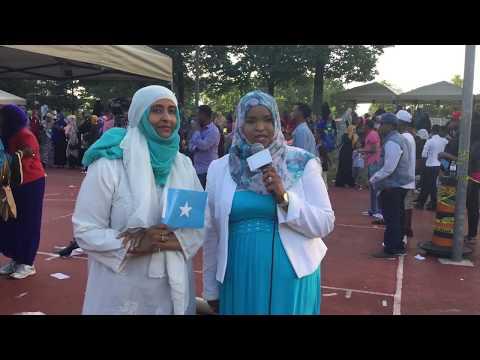 So dhaweynti abaayo Yasmin. Somali Day🇸🇴,Canada Day 🇨🇦|Cafimat Fican