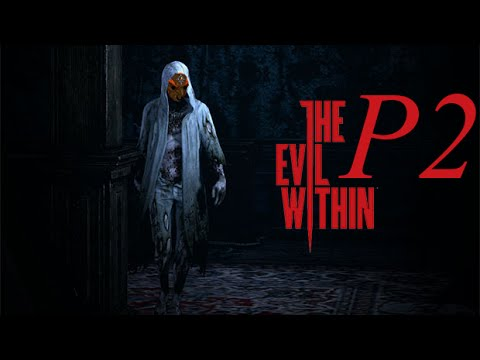 Gabon Plays: The Evil Within [P2]