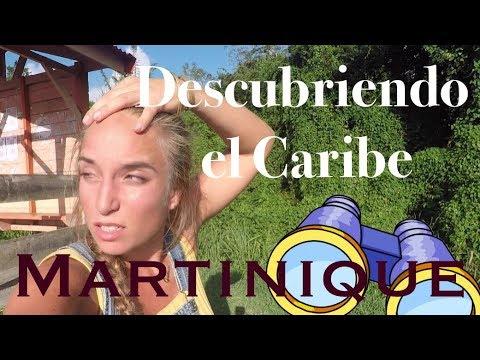 Descubriendo el Caribe. Martinique