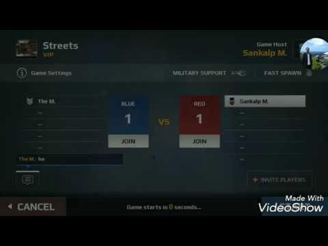 Titanx gaming Vs The Mauritian Gaming