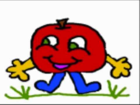 Pomme de reinette et pomme d 39 api chanson enfant - Pomme de reinette et pomme d api tapis tapis rouge ...