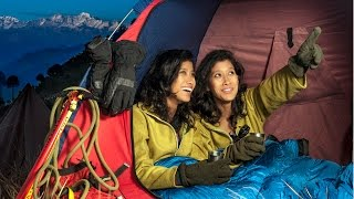 Meet the Indian twins breaking world mountaineering records