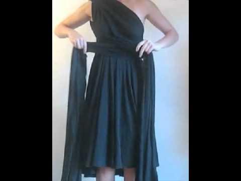 c50d6208c Vestido Multiuso - YouTube
