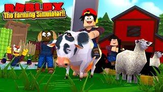 ROBLOX - THE FARMING SIMULATOR!!!