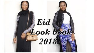 EID 2k18 LOOKBOOK
