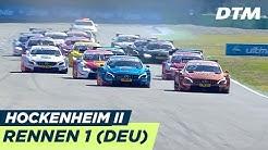 DTM Hockenheim Finale 2018 - Rennen 1 (Multicam) - RE-LIVE (Deutsch)