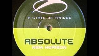 {Vinyl} Absolute - New Horizon (Original Mix)