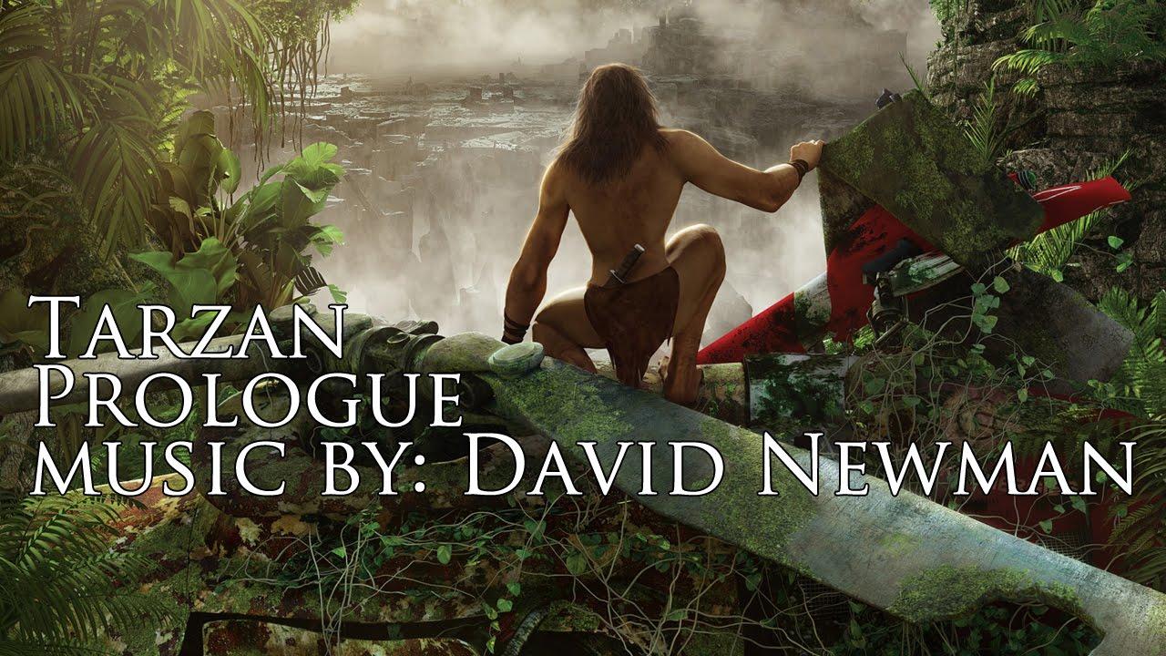 "Download Tarzan - David Newman - ""Prologue"""