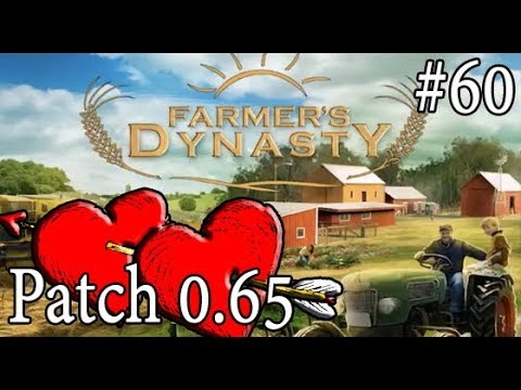 Farmers Dynasty - Patch 0.65 Liebesleben-Update #60