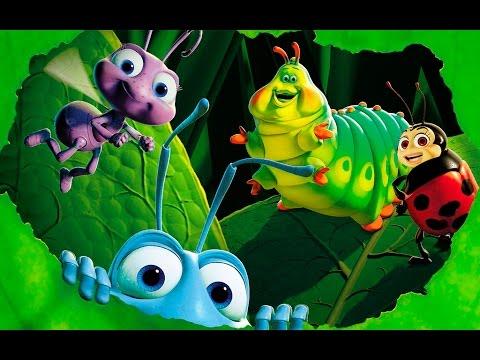 полнометражный мульт про насекомых