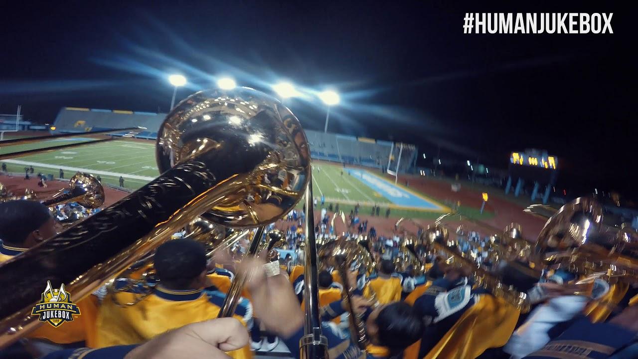 Southern University Human Jukebox 2019