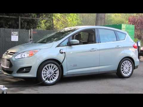 2017 Ford C Max Energi Plug In Hybrid Depth Review