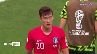 Korea Republic vs Mexico 1 2 All goals & Extended Highlights World cup 2018 HD